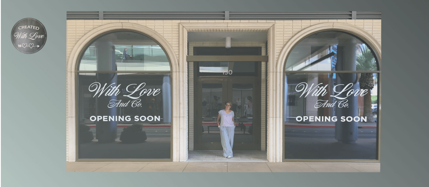 With Love & Co. Retail location