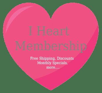I heart product logo