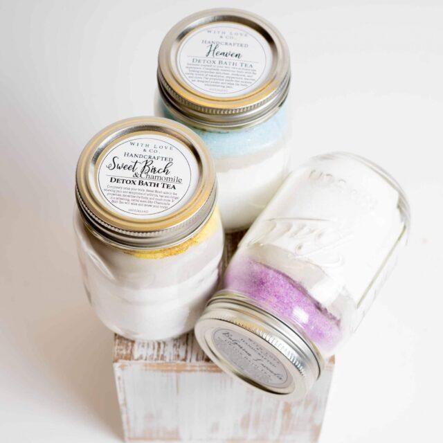Detox Salts image