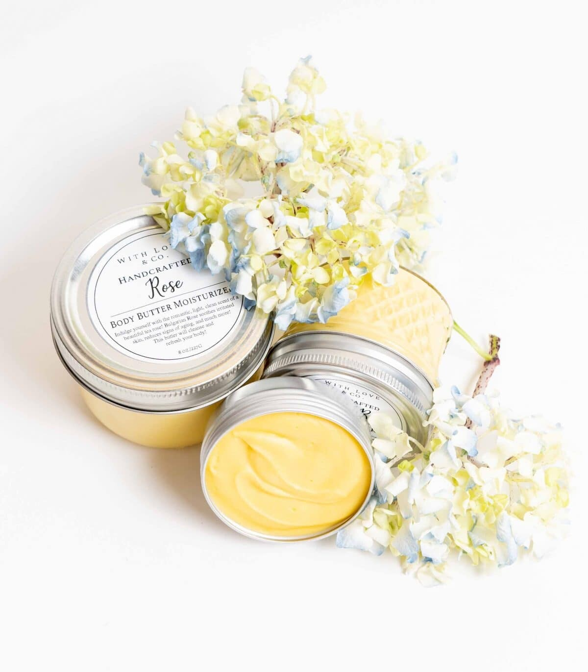 rose body butter image